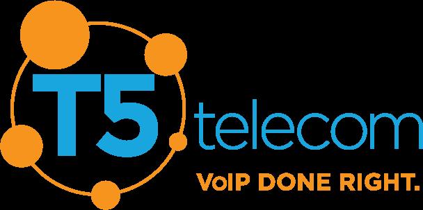 T5 Telecom Logo